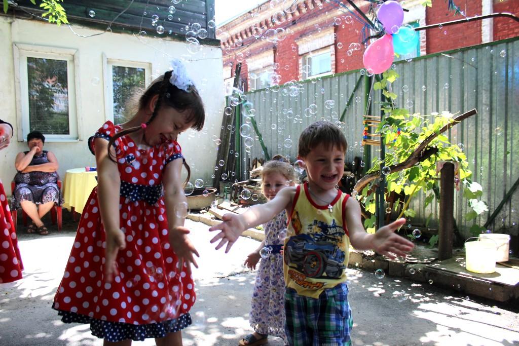 генератор мыльных пузырей аренда на детский день рождения