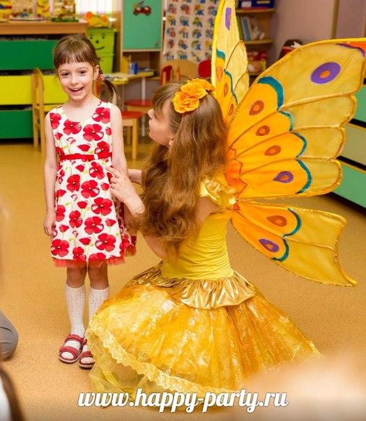 фея на детский праздник в Ростове