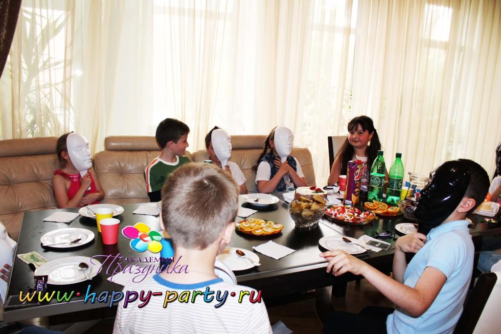 Игра мафия на детский праздник день рождения для подростков