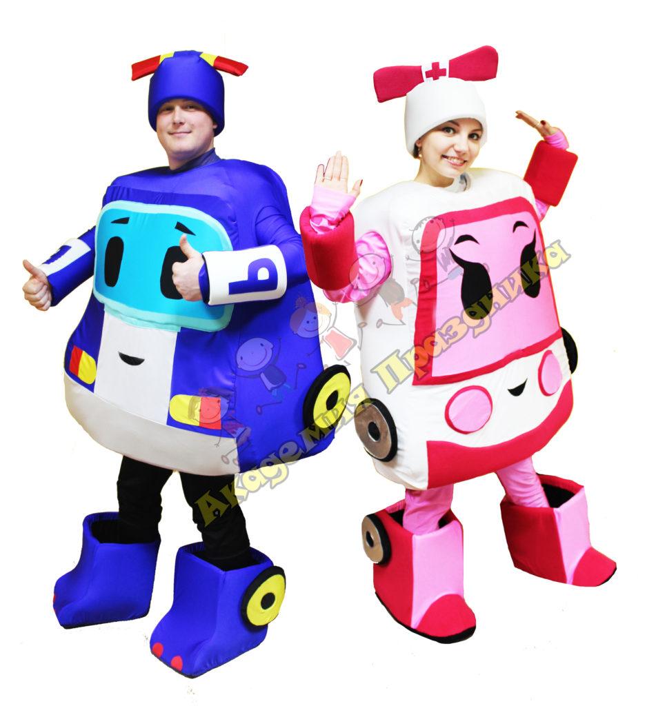 аниматоры в ростове робокары полли и эмбер заказать на детский праздник академия праздника